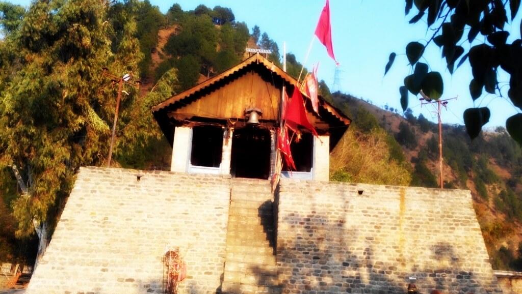 Chamunda Devi Mata Temple Chamba