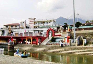Chamunda Devi Temple Kangra
