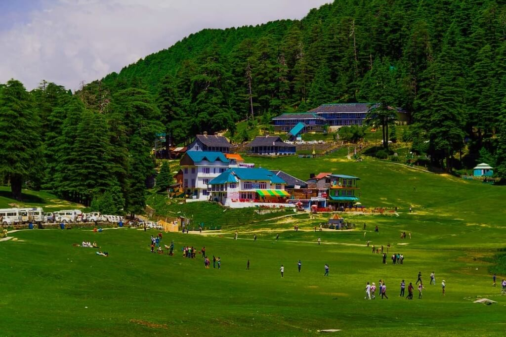 Khajjiar Hill Station