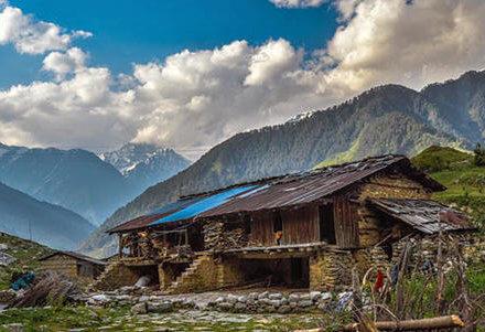 Trek to Tatapani via Brahan Village